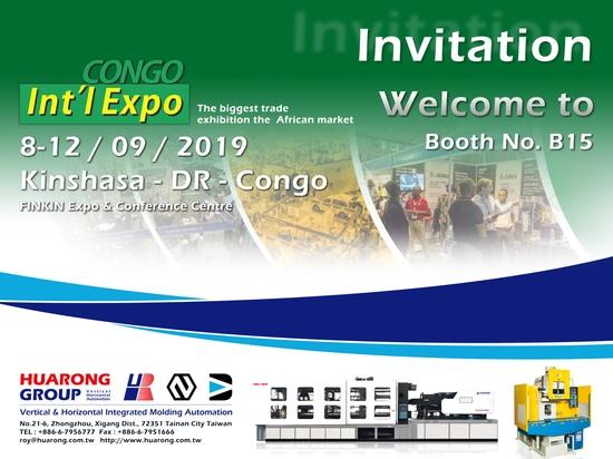 2019 CONGO Int'l Expo