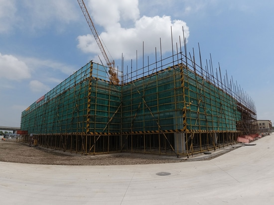 NANHUA NEW plant project