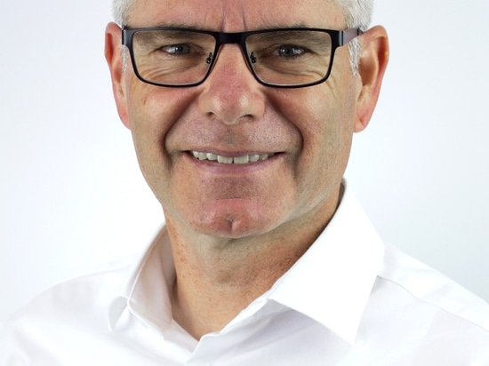 Volker Schlautmann, head sales & design of the clamping fixture division of RINGSPANN