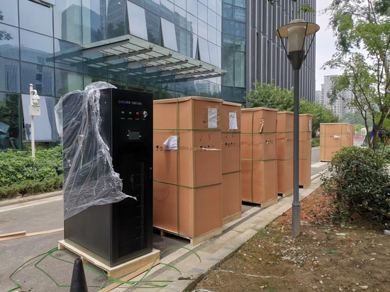 Sicon CMS-300 modular UPS 300kW