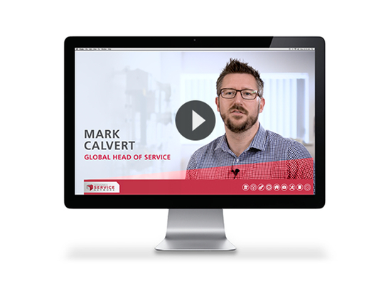 SEE HOW SERVOMEX SUPPORT KEEPS YOUR ANALYZER AT PEAK PERFORMANCE