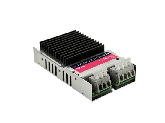 TRACO POWER announces TEQ 40 Series DC/DC converters with dual outputs of ±12 / ±15 / ±24 VDC
