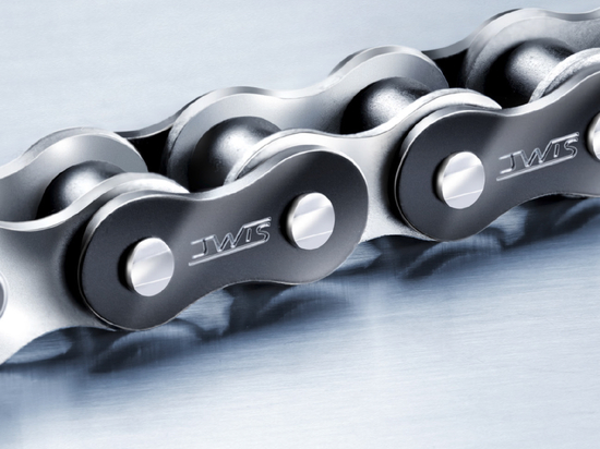 The new Iwis b.triton high-performance roller chain.
