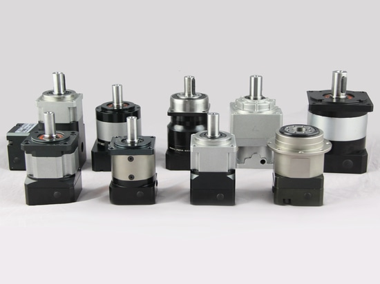 Planetary gearboxes from the specialist manufacturer.