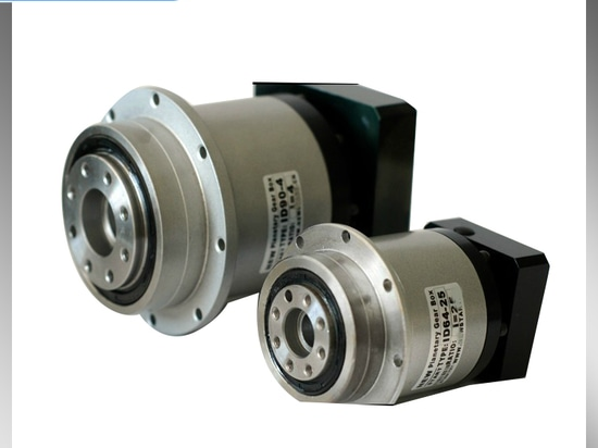 Flange output planetary gearbox