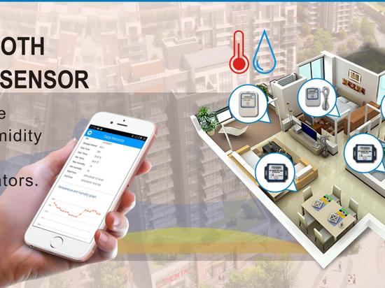 Smart Bluetooth Temperature Sensors