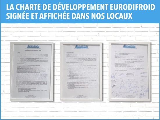 New charter for development