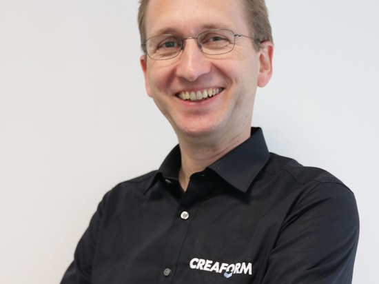CREAFORM NAMES NEW SALES MANAGER IN THE DACH REGION