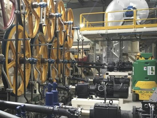 With Nidec Leroy-Somer, Ahlstrom-Munksjö wins export markets