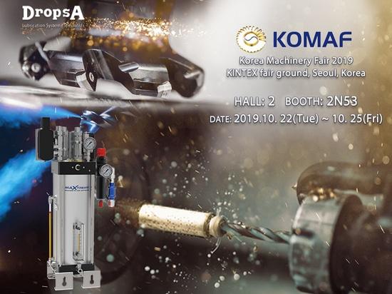 DropsA at KOMAF 2019