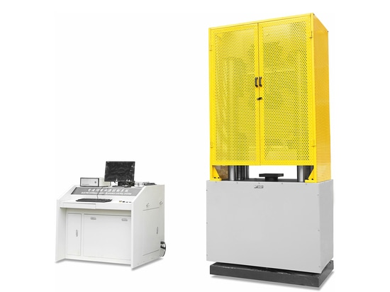 Precision Electronic Instron Vehicle Component Control Universal Tensile Testing Machine