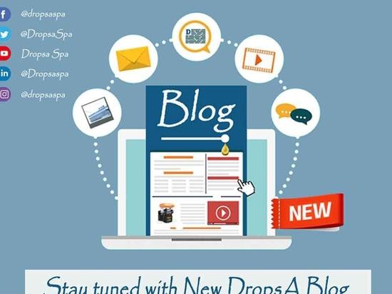"The new ""DropsA Blog"""