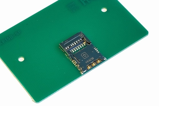Card connector supports MicroSD and Nano SIM operation in one socket