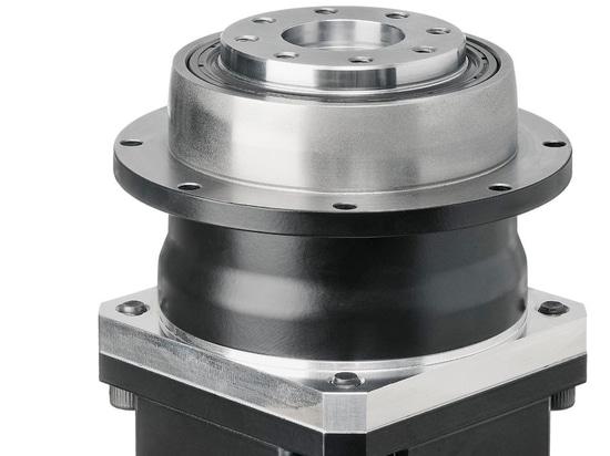 gear motor unit for highest power density