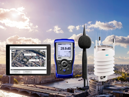 Unattended Environmental Noise and Weather Measurement