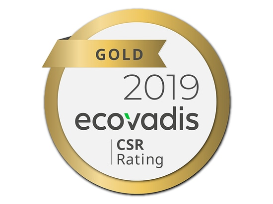 WALTHER awarded Gold Medal by EcoVadis