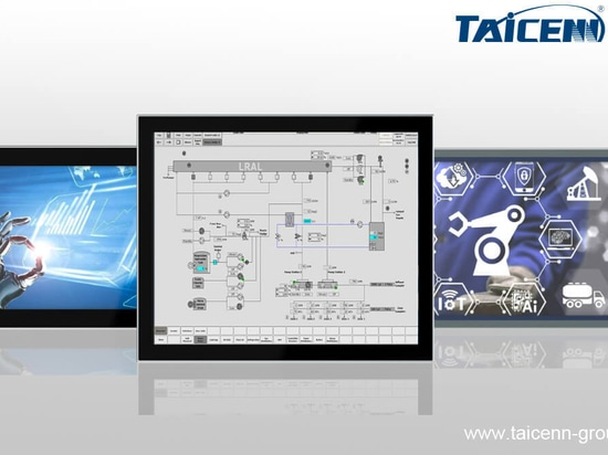 TAICENN Full range touch Panel PC