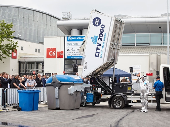 From smart waste containers to sorting with AI: IFAT 2020 will present the latest waste management technologies.