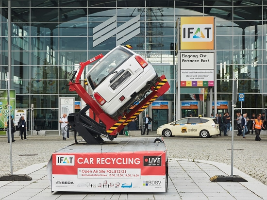 IFAT—the largest environmental technology trade fair in the world.
