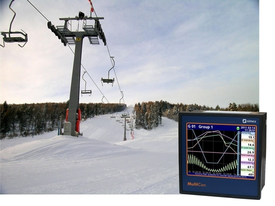 Application #11: MultiCon at the ski lift