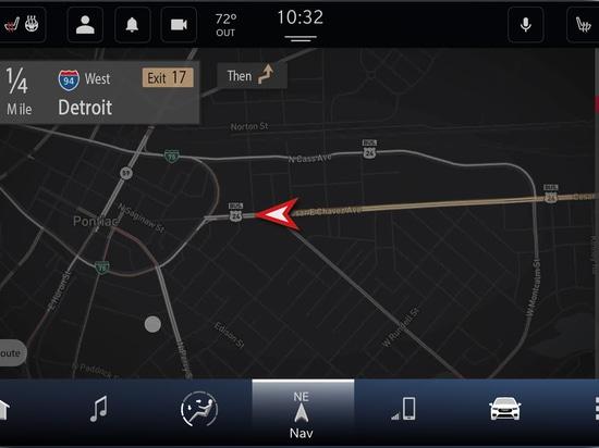 Chrysler Upgrades Uconnect Infotainment