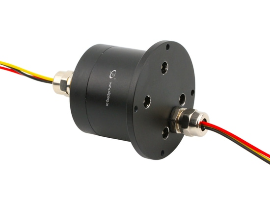 Development Bottleneck of Through Hole Slip Ring