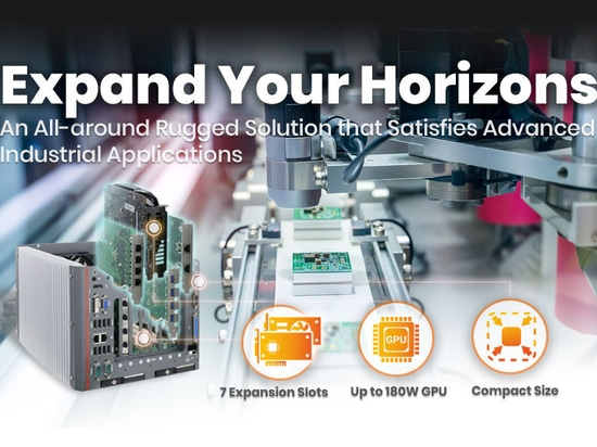Neousys Launches Nuvo-8034 Intel 9th-Gen Rugged Embedded Computer