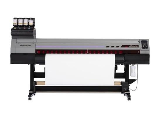 Mimaki USA Launches UJV100-160 Roll-to-Roll UV-LED Printer