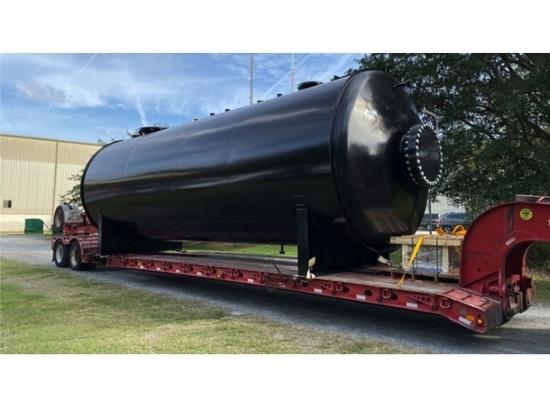 ROSS Offers 20,000-gallon Custom-Built Heated Storage Vessel