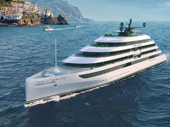 NORIMOS 3500 on super yacht Emerald Azzurra