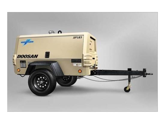 Doosan -XP185-Air-Compressor