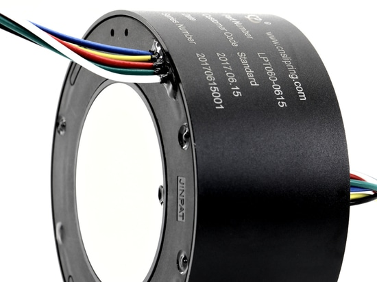 Slip Ring for Agriculture Equipment