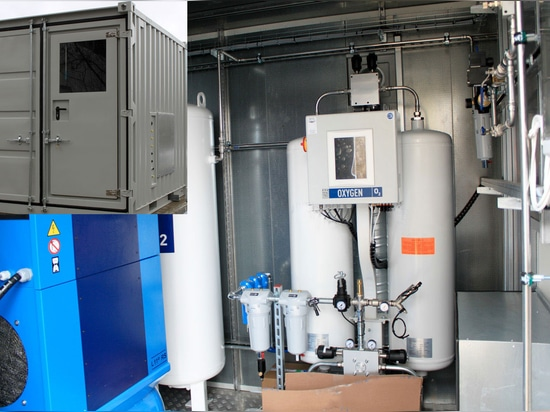 OXYGEN FOR A UK BIOGAS PLANT
