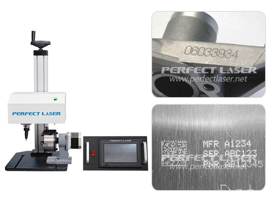 Rotary Dot Peen Engraving Machine PEQD-025E