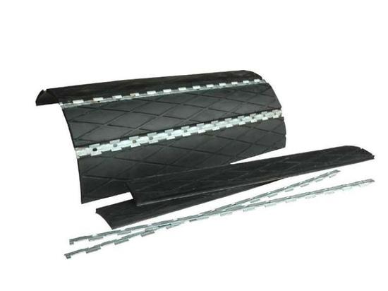 Rubber Slide Lagging (Retainer Connection)