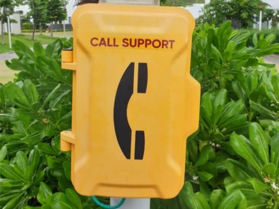 Apply J&R Moisture Resistant Weatherproof Telephone to Vietnam Park