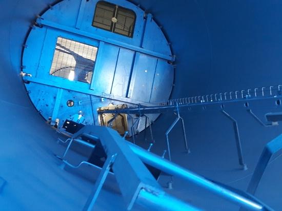 The inclinometer sensor BWS5700 is the guardian of the wind turbine