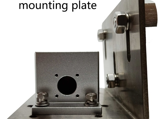 L shape Mounting Plate