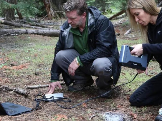 U.S. Travel Channel Uses the EinScan Pro 2X to get to the core of age-old mysteries