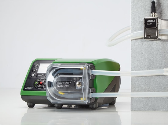 Watson-Marlow pumps now feature EtherNet/IP control