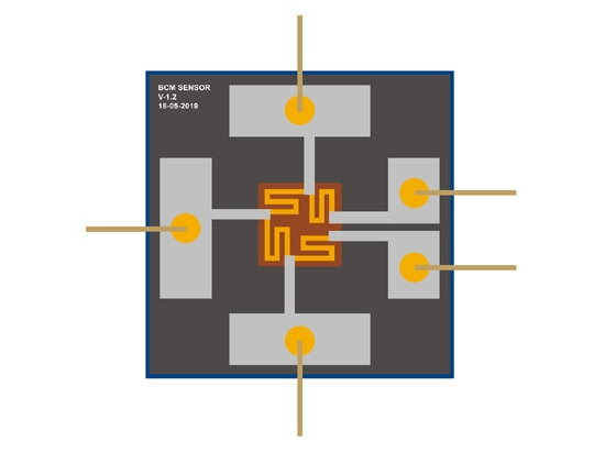 FD101 Universal Force Sensor Dies