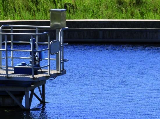 Sewage Treatment at Saalfeld