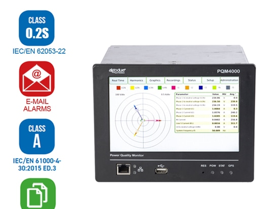 PQM4000: the new even more powerful version!
