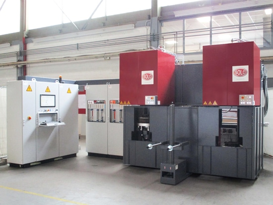 SOLO® atmosphere furnaces for heat treatment of needles in Turkey