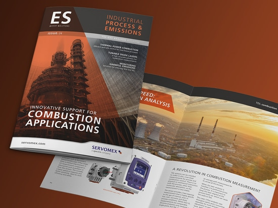 Combustion special: Expert Solutions magazine focuses on our process solutions