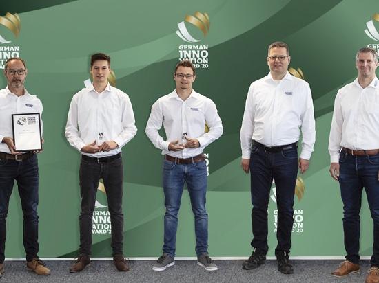 "Schlegel - winner of the ""German Innovation Award"""