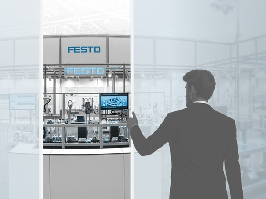 Festo Virtual Exhibition