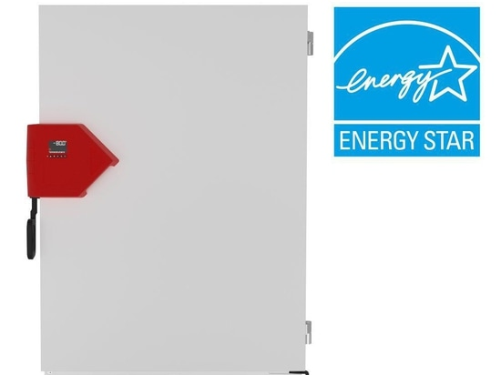 BINDER freezers carry the Energy Star label