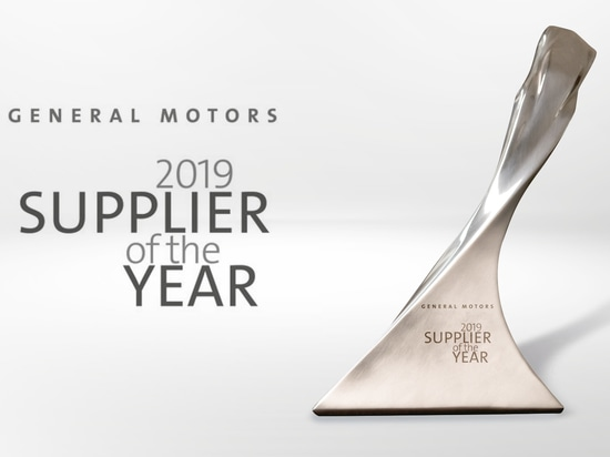 Buehler Motor Recognized by General Motors as a 2019 Supplier of the Year Winner