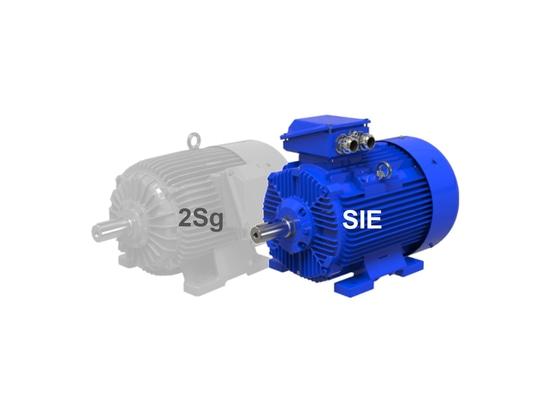 2Sg comparison to SIE